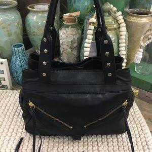 🌈HP🌈NWT Botkier trigger leather satchel bag